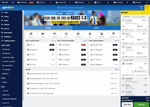 Legal sports betting sites usa