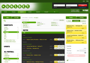 handicap bet football