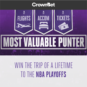 Win a Trip to the 2018 NBA Playoffs - Australia Sports Betting